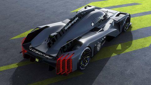 Peugeot 9X8, un diseño innovador para luchar por la victoria en Le Mans