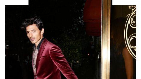 Instagram - Andrés Velencoso baila el 'Single Ladies' en albornoz