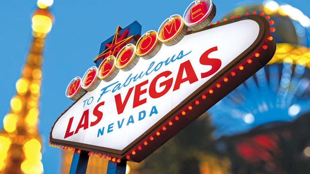 Foto:  Lo que pasa en Las Vegas, nunca se queda allí. (Wikipedia)