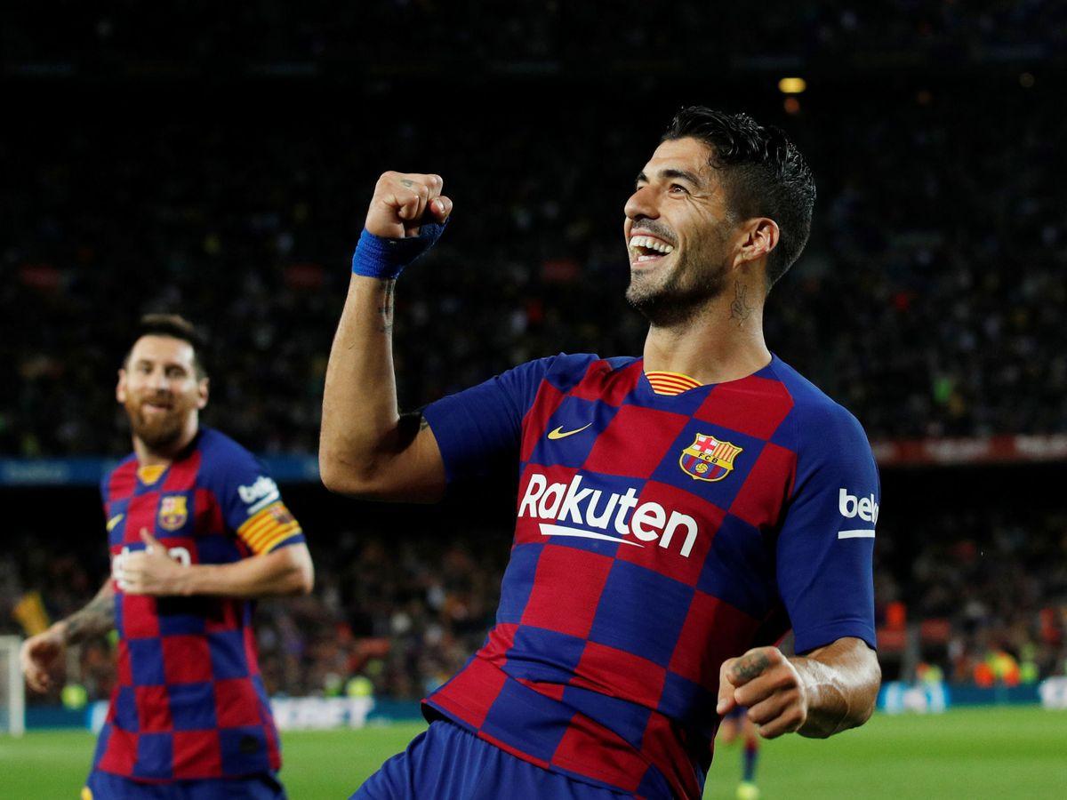 Foto: Luis Suárez, en una imagen de archivo. (Reuters)
