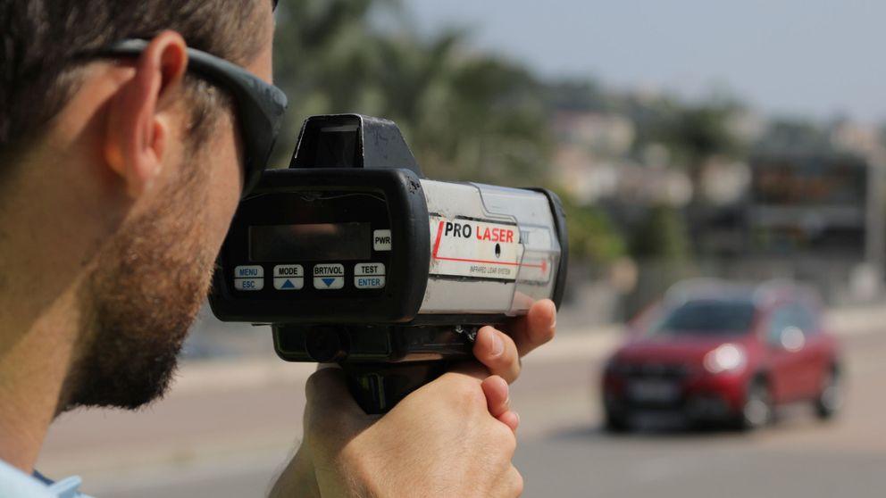 Cuidado con los radares de la DGT en verano: ocho lugares donde te pueden multar