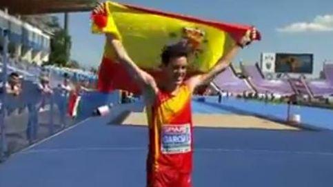 Diego García Carrera, campeón de Europa sub-23 en 20 km marcha
