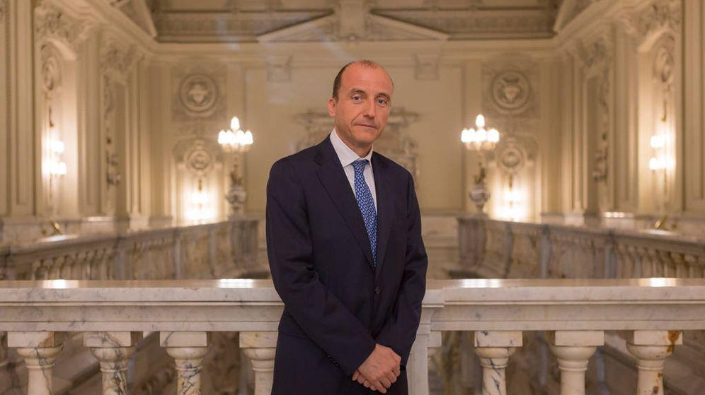 Foto: Jesús Saurina, director general de Estabilidad Financiera, Regulación y Resolución del Banco de Esapaña. (BdE)