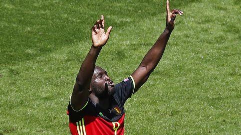 Bélgica se repone del susto de Italia con una contundente victoria ante Irlanda