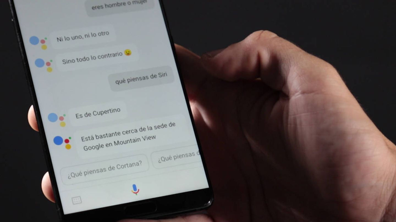 Google Assistant ahora habla de cosas banales contigo. (E. Torrico)