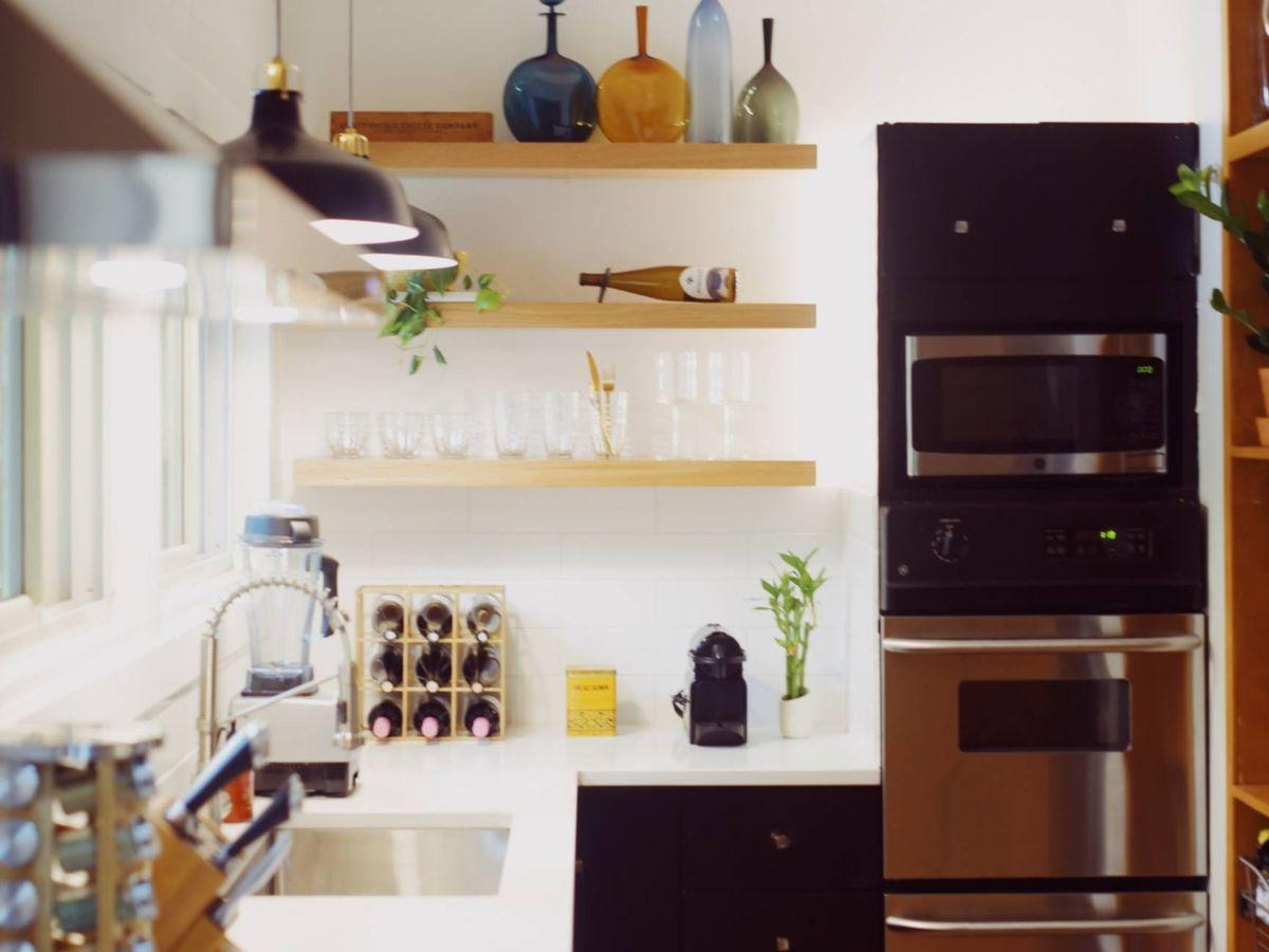 Foto: Una cocina recogida es más importante de lo que pensabas. (Blake Wisz para Unsplash)
