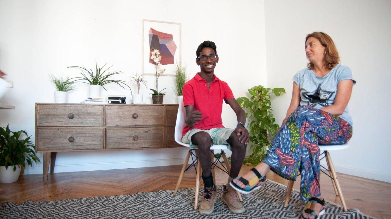 La madre coraje de un niño con lesión cerebral: Gastar 2.500 al mes es inasumible