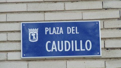 Guerra jurídica por el callejero de Madrid: la Fundación Franco no logra 'salvar' 52 calles
