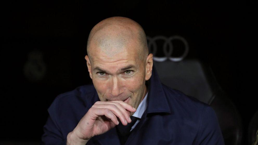 Zidane, el mejor técnico del mundo... que es cuanto peor, mejor para el Real Madrid