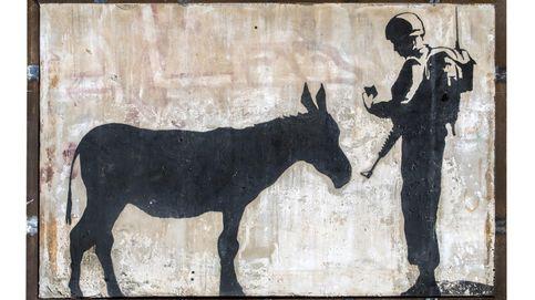 Madrid acoge la primera exposición (no autorizada) de Banksy en España