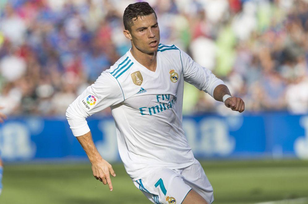 Foto: En la imagen, Cristiano Ronaldo. (EFE)