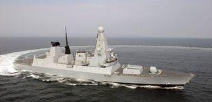 Post de Reino Unido se aferra a EEUU, manda dos fragatas a Ormuz y se olvida de Europa