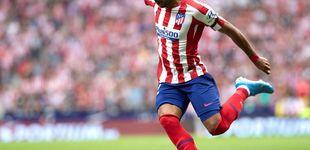 Post de Cómo un iluminado Lodi se quitó un peso de encima en la victoria del Atlético de Madrid