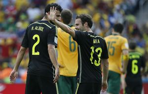 La frustración de Mata: no cuenta para Del Bosque desde el Mundial