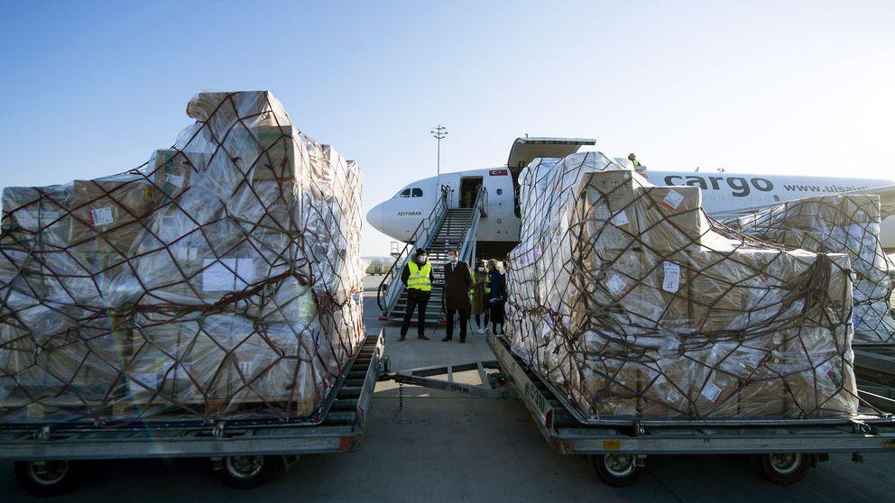 La escasez global de respiradores multiplica la piratería moderna entre países