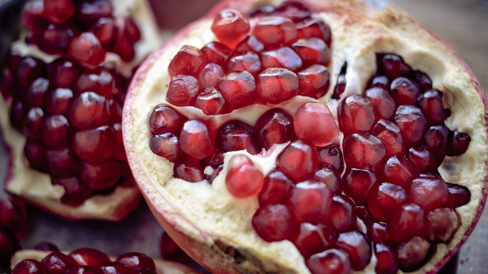 Fruta: Las razones por las que comer granadas viene bien a tu salud