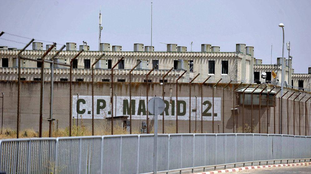 Foto: Centro penitenciario de Alcalá-Meco en Madrid (Efe)