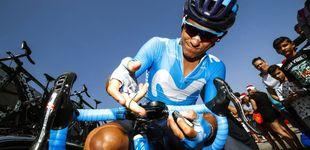 Post de Fin al culebrón Amador: adiós a un ciclista clave en los éxitos de Movistar