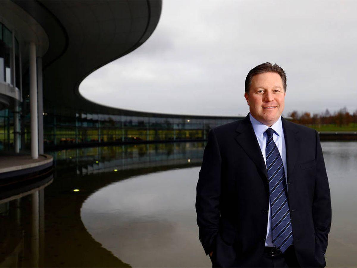 Foto: Zak Brown está transformado McLaren desde el punto de vista deportivo y comercial.