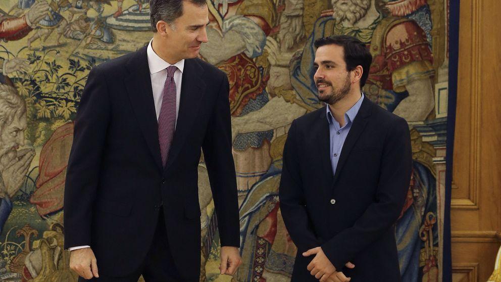 Garzón pide desoír a Felipe González y alerta del peligro de la gran coalición