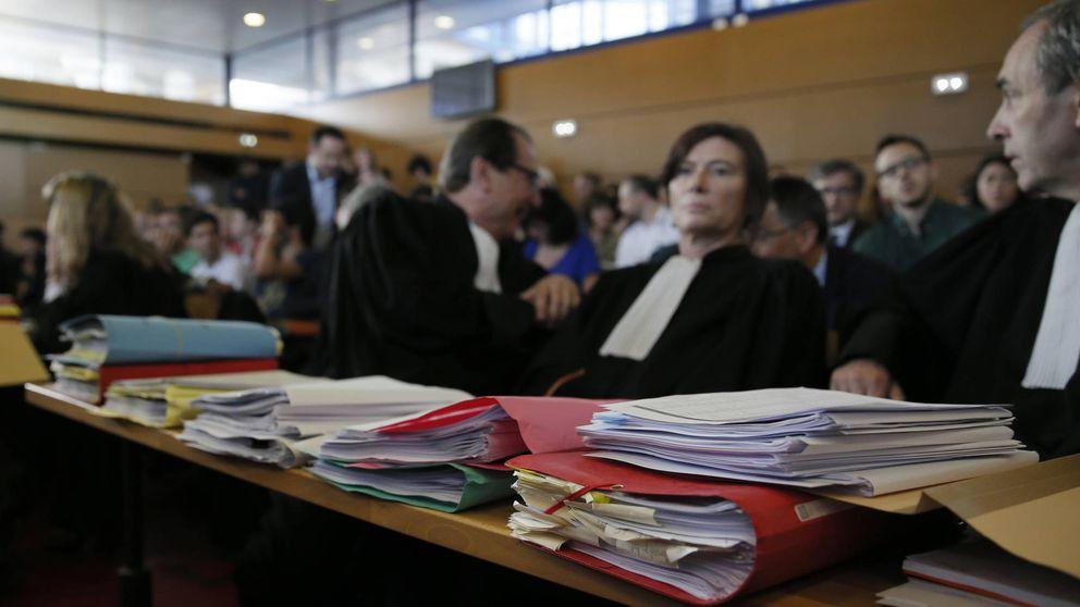 Por qué un juez francés habría detectado el bloqueo de la víctima de La Manada