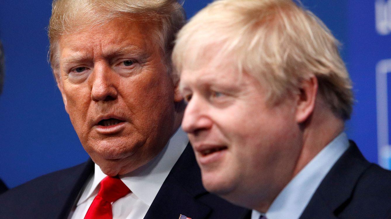 Joe y Boris nunca serán amigos: ¿puede salvarse la 'relación especial' UK-EEUU?