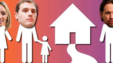 Los nuevos modelos de familia que pueden llegar a La Moncloa