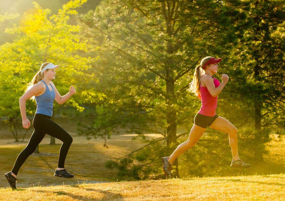 Foto: El ejercicio físico nos afecta a la hora de codificar nuevas informaciones. (Corbis)