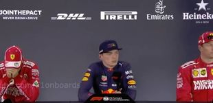 Post de El día que Vettel se derrumbó y se echó las manos a la cabeza hundido