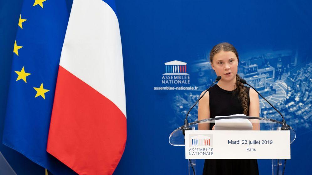 Foto: La activista sueca, Greta Thunberg. (Reuters)