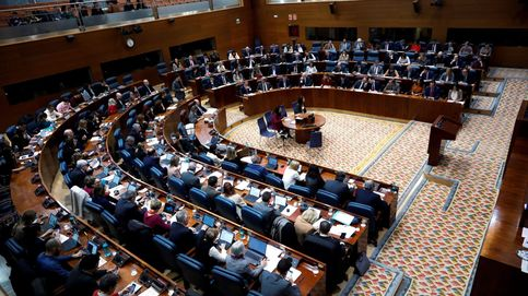 La Asamblea de Madrid cierra 15 días ante el coronavirus