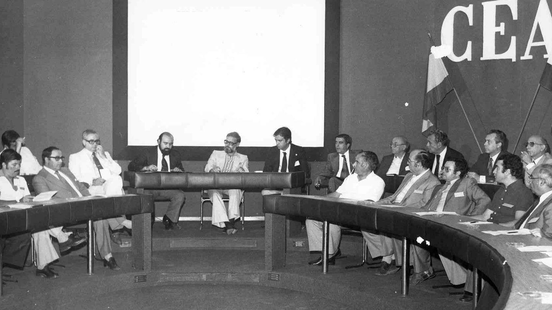 Primera Asamblea General en Torremolinos en julio de 1979. (CEA)