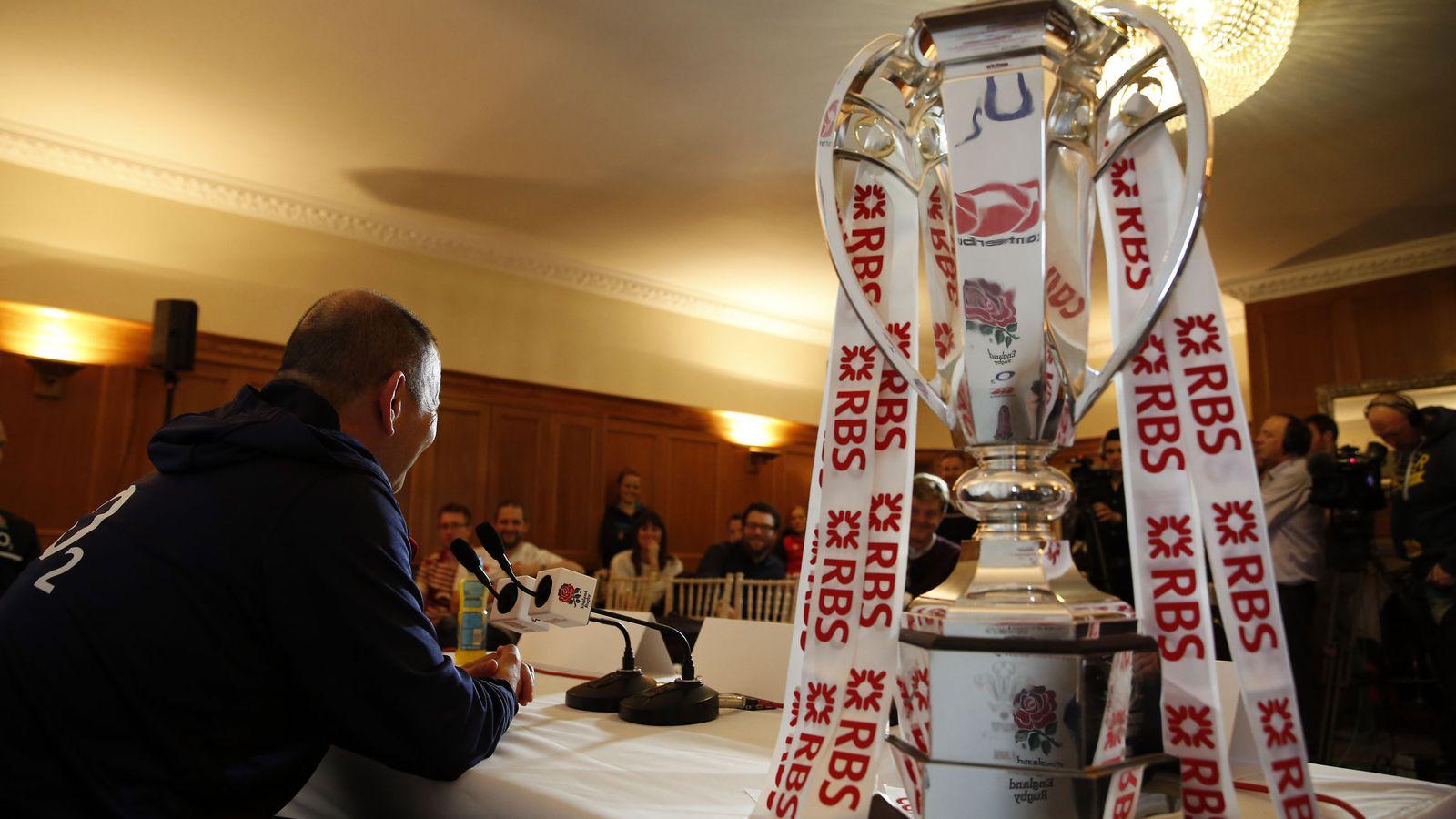 Foto: Inglaterra ganó la última edición del Seis Naciones (Paul Childs/Reuters)