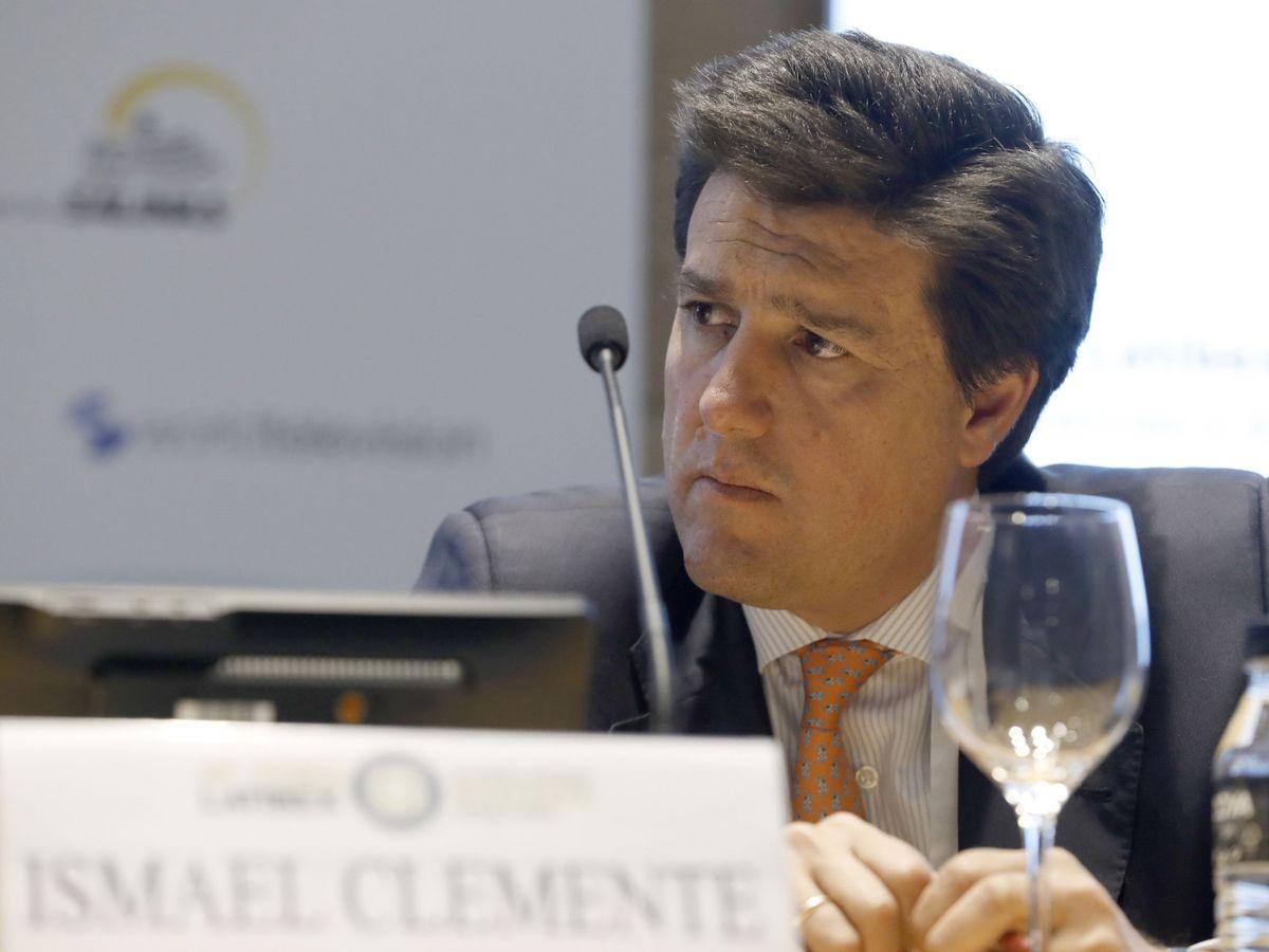 Foto: Ismael Clemento, primer ejecutivo de Merlin Properties.