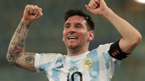 Messi jugó la final infiltrado: Si los argentinos supieran cómo estaba, lo querrían todavía más