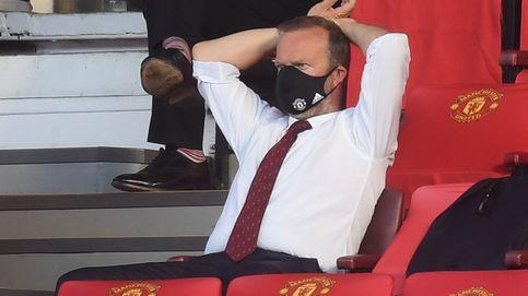 El vicepresidente del United, Ed Woodward, dimite y deja solos a Agnelli y Florentino