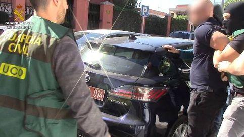 Cae un lobo solitario y falso diplomático que robaba coches en 20 segundos