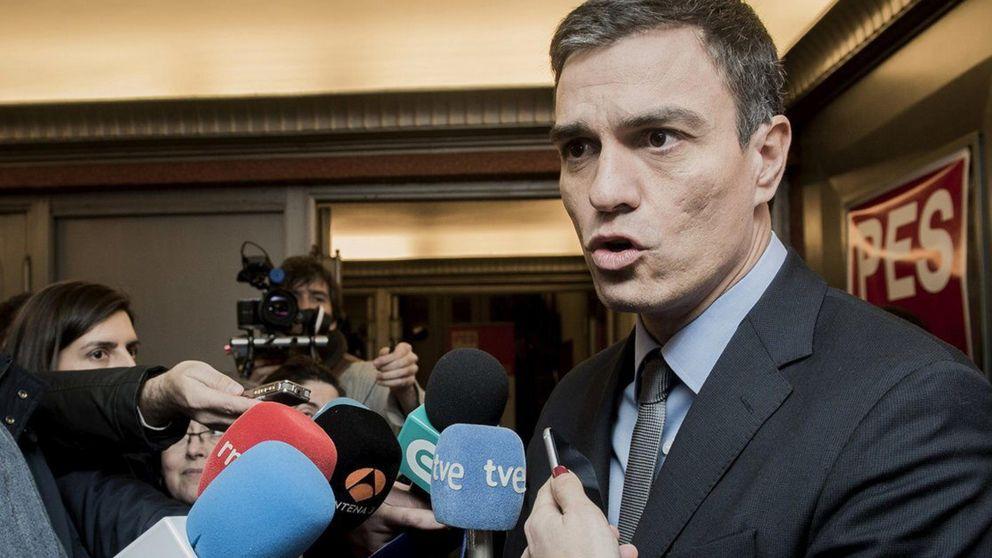 Sánchez dice que cumplirá con su palabra si imputan a Chaves y Griñán por los ERES