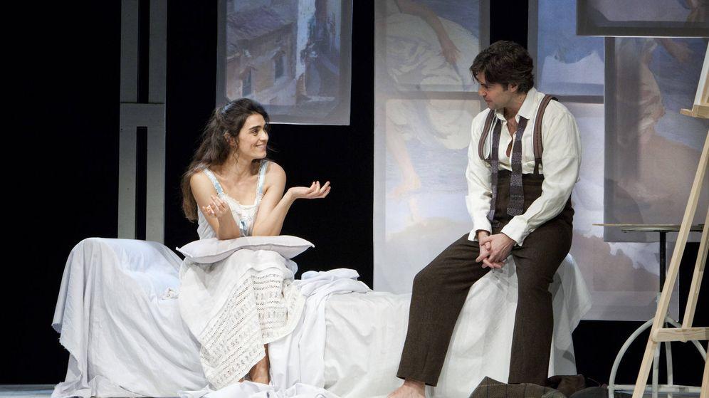 Foto: Olivia Molina protagoniza 'Tristana' (Pedro Gato)