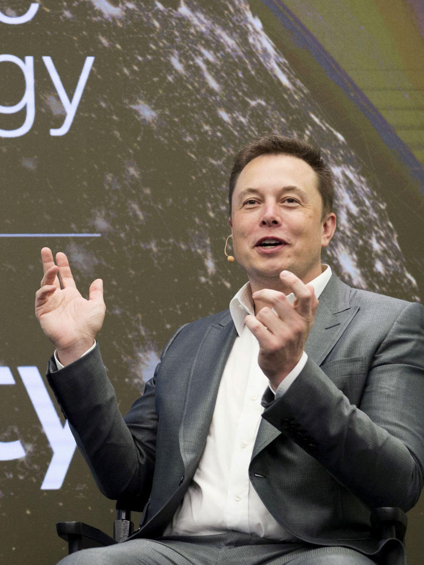 Elon Musk. (EFE)