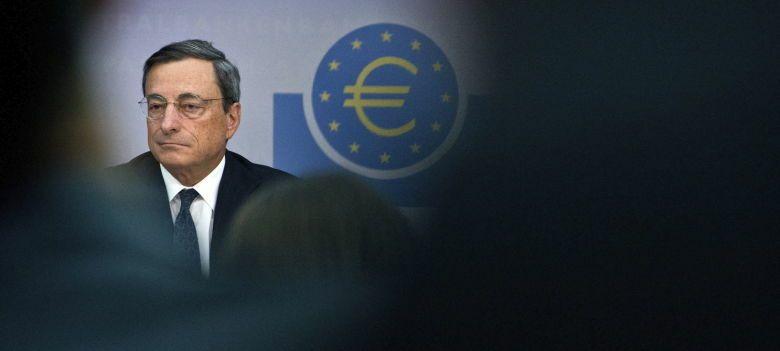 Draghi, quedan muy pocos asuntos por resolver en la banca de españa