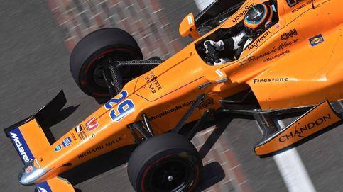 Más de media carrera en la mochila de Alonso antes del último día de pruebas