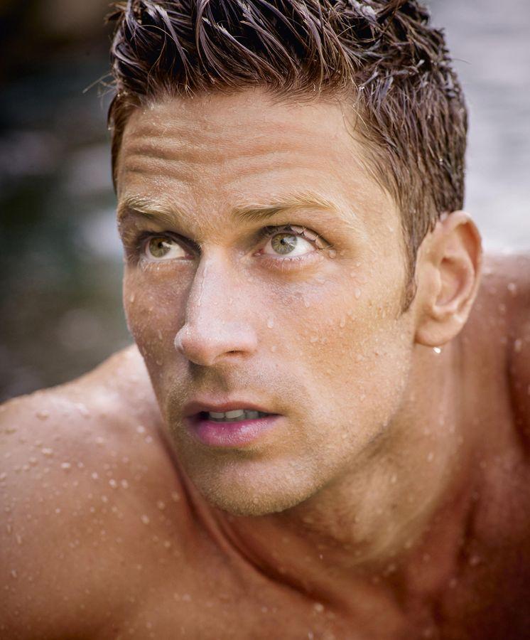 Foto: El nadador Luca Dotto, imagen de Biotherm Homme (Foto: Cortesía)