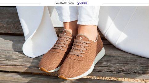 Estas zapatillas son casi mágicas:  regulan la temperatura y son comodísimas