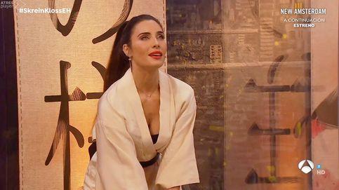 El reto de superhéroe que Pilar Rubio ha conseguido en 'El hormiguero'