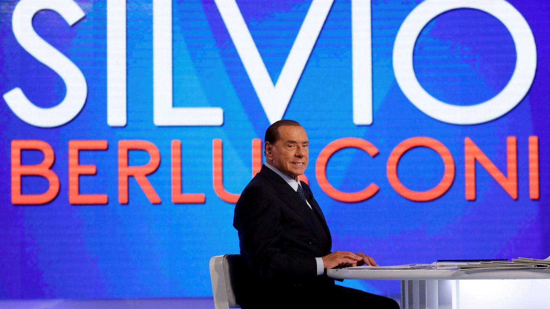 Silvio Berluconi. (Reuters)