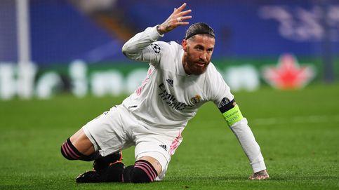 Sergio Ramos, un problema de dinero y desobediencia para Florentino Pérez
