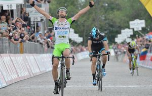 La montaña no trae emociones fuertes al Giro tras ganar Battaglin