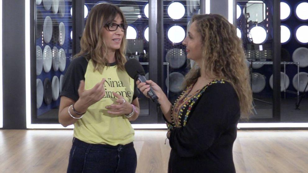Noemí Galera en 'OT': Me gustaría tener la sensatez de Nina y la locura de Llàcer