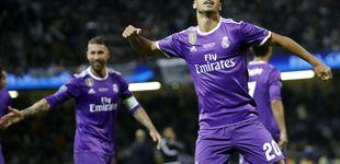 Post de Asensio, otro al que Florentino impone el reto de ser Balón de Oro